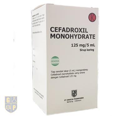 CEFADROXIL DS