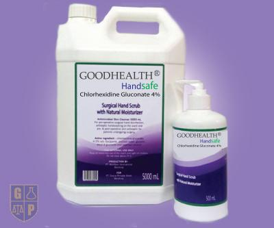 GoodHealth Handsafe