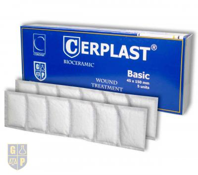 Cerplast Basic 45x150 mm