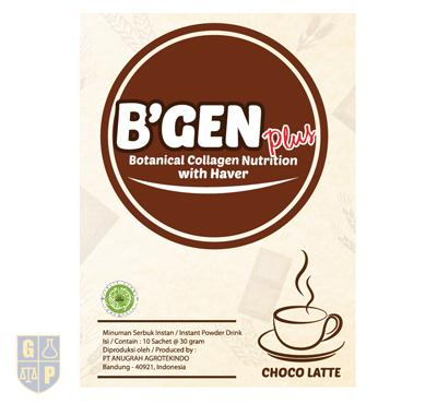 B'GEN Plus Chocolatte