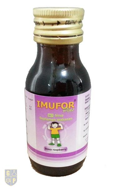 Imufor Plus Syrup
