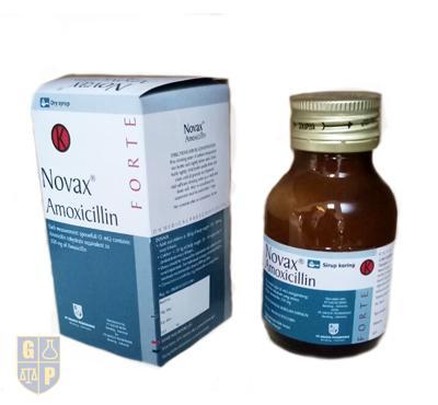 Novax Forte Dry Syrup