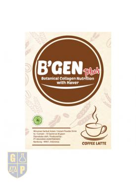 B'GEN Plus Coffe Latte