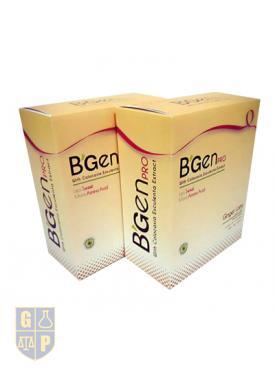 B'GEN Pro Ginger Latte