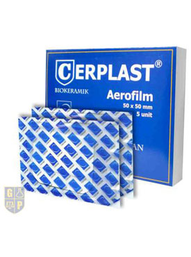 Cerplast Aerofilm 50 x 50 mm