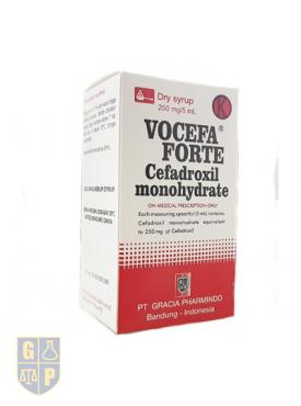 Vocefa Forte Dry Syrup